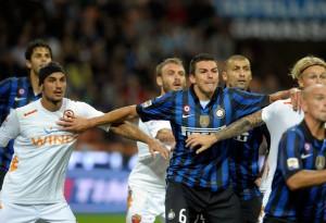 Lucio+FC+Internazionale+Milano+v+Roma+Serie+yENHM8tUWIJl